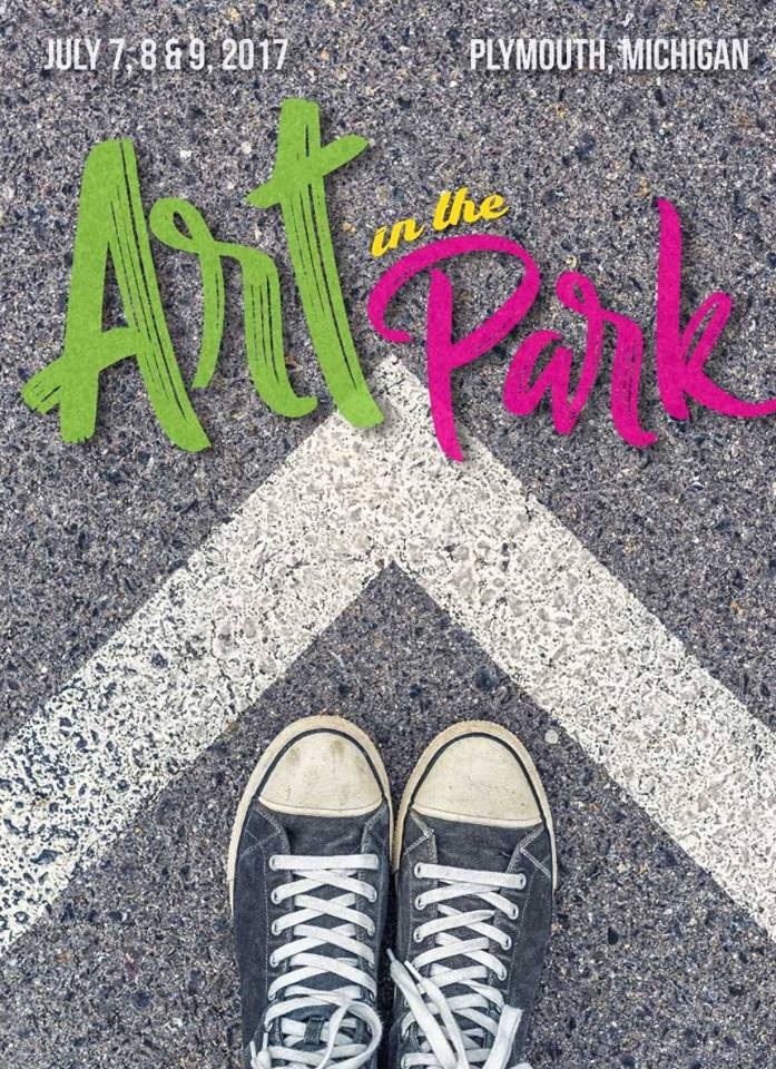 art in the park 2017