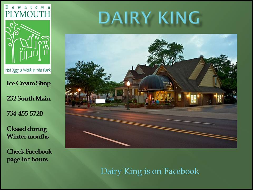 Dairy King