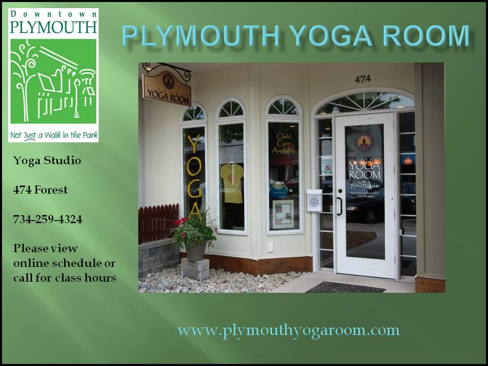 Plymouth Yoga web